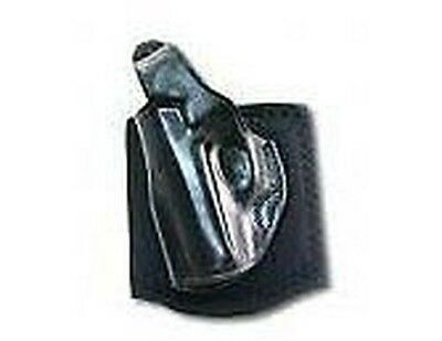 Galco Ankle Holster ankle Glove AG205 Black Leather Left Hand Walther Models