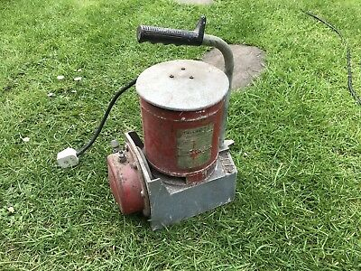 VINTAGE DEVILBISS TUFFY Ncl 502 Air Compressor