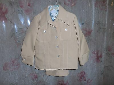 Vintage Toddler Leasure Suit