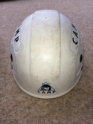CAMP Rock Star climbing and mountaineering helmet