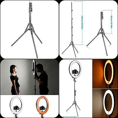 Aluminum Alloy Light Stand 59 /150cm  For Lights,Ring Flash For  Photography