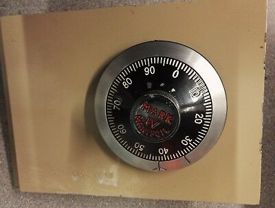 High Precision Chubb Safe Mark IV Manifoil Combination Lock