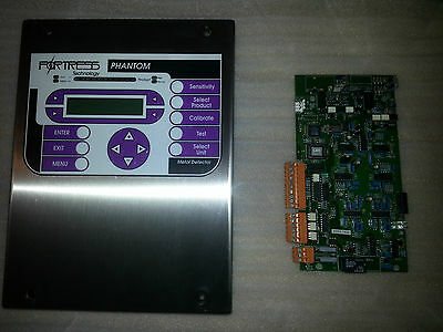 FORTRESS TECHNOLOGY PHANTOM CONTROL SD003 WITH MAIN DSP BOARD and Power Supply