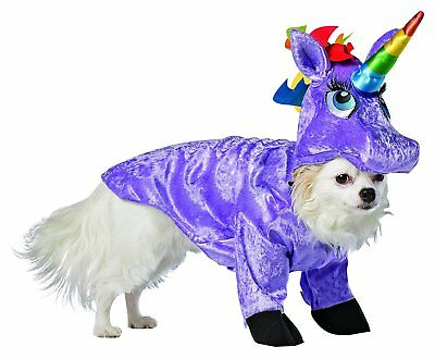 Unicorn Dog Costume: Large
