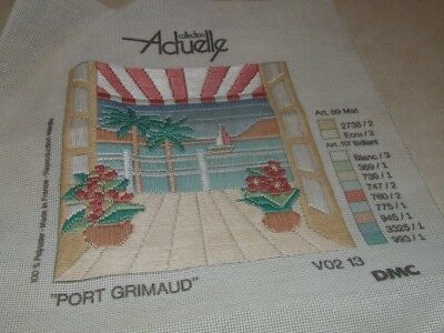 Long Stitch - Port Grimaud - Completed