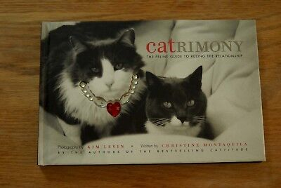 Fun CATRIMONY Relationship Book from Diva Felines