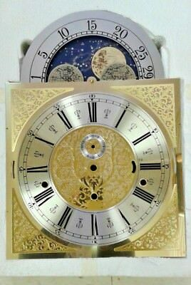 Hermle Grandfather clock dial for 1171-850-2071-850 movement 280x280x395 mm