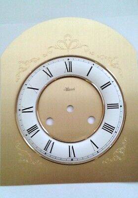 Hermle  Mantel  or Granddaughter clock dial for 140-141 movement, 200x200x230