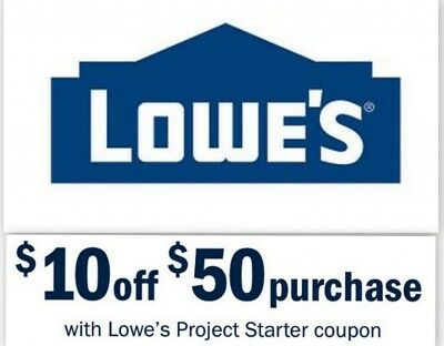 Lowes Disc Codes