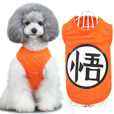 Summer Various Pet Puppy Small Dog Cat Pet Clothes Vest T Shirt Apparel  W599