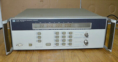 Hp 5350b Microwave Frequency Counter A5
