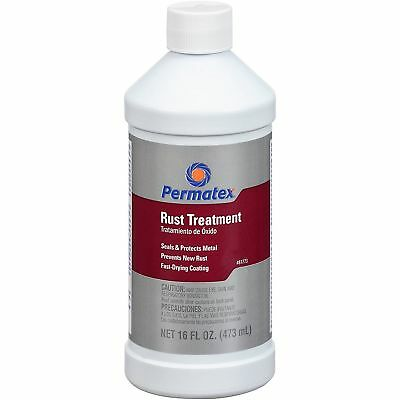 Permatex Rust Treatment 81773, To Destroy Old Rust And Prevent New Rust