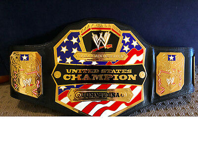 WWE Authentic Replica JOHN CENA US Championship Belt