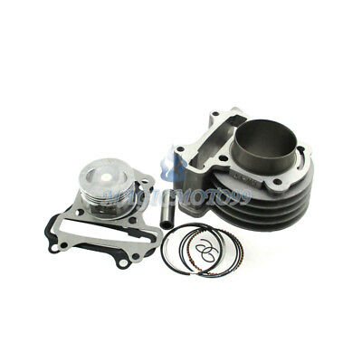 100cc Big Bore 50mm Cylinder GY6 50cc 80cc 139QMB/QMA 4 Stroke Scooter Moped ATV