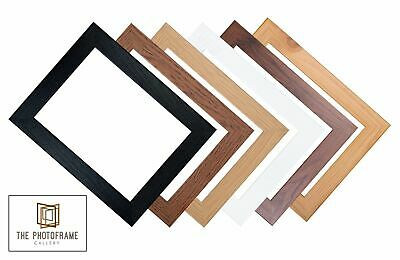 Picture Photo Frames Variety Sizes Various Colours With Glass Or Perspex Options
