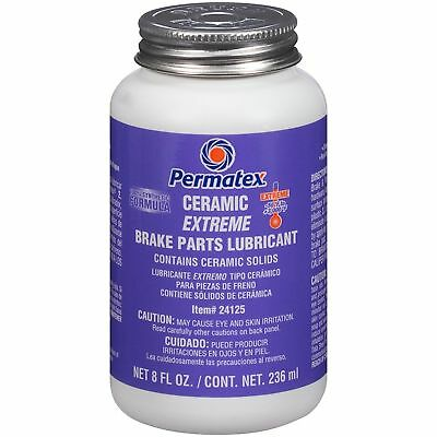 Permatex 24125 Ceramic Extreme Brake Parts Lubricant for Metal-to-Metal Contact