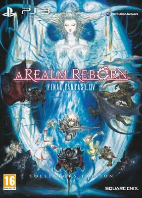 Final Fantasy XIV: A Realm Reborn Collector's Edition - [PS3]
