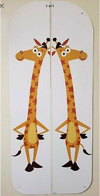 TOYS R US Display signs with Geoffrey the Giraffe!