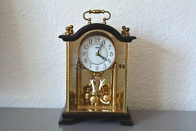 HALLER mantle clock. Made in Germany.