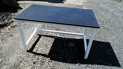 """30"""" X 53"""" X 31"""" Tall Composite Top Laboratory Work Bench/table"""