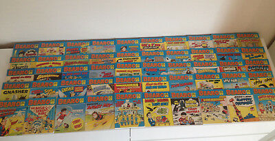 The Beano Comic Library x50 Issues Big Bundle #1 Number 1-50 Vintage UK Comic