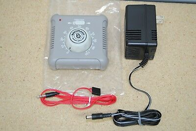 Bachmann No. 44213 1 Amp Speed Controller & Transformer w/Wire *G/HO/N Scale*NEW