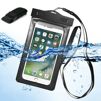 info for 9a664 c8d9e PVC ARM WATERPROOF Dry Bag Pouch Case Cover For LG K30/Aristo 2/2  Plus/Stylo 3