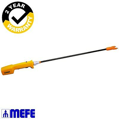 Rechargeable Cattle Prodder + 80CM Wand - 8KV 8J/S (CAT 45A10)