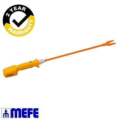 Rechargeable Cattle Prodder + 64CM Wand - 8KV 8J/S (CAT 45A9)