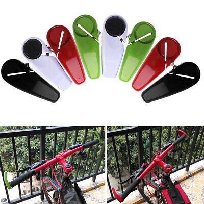 Bicycle Bar End Handlebar Parts Aluminum Alloy Non Slip MTB Mountain Bike Supply