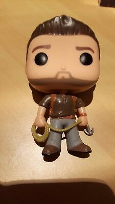 Funko Pop Nathan Drake Brown Uncharted