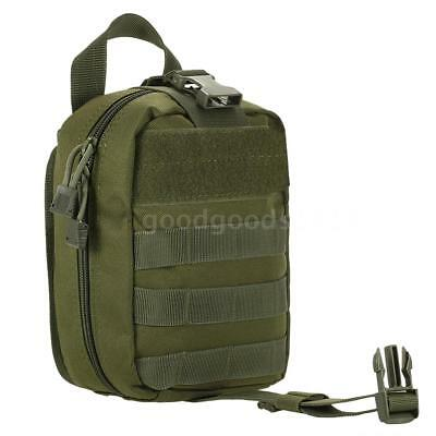 Lixada Outdoor MOLLE Medical Pouch First Aid Kit Utility Bag Emergency N3O9