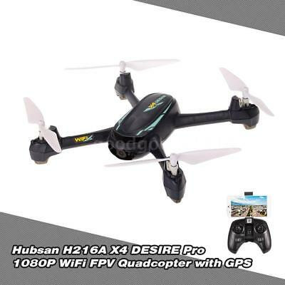 Hubsan H216A X4 DESIRE Pro WiFi FPV With 1080P HD Camera Altitude Hold GPS U4D3