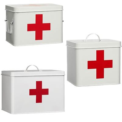 Medicine/First Aid Box   Emergency Drugs Storage Case   Easily Identifiable