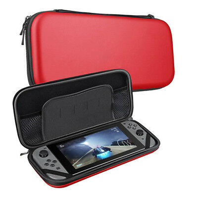 Multifunction Case Hard Shell Travel Carrying Storage Bag for Nintendo Switch AU