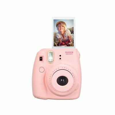 Fujifilm Instax Mini 8 NEW Instant Camera  Pink