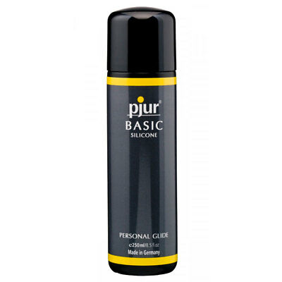 Pjur Basic Silicone Personal Glide Lubricant 250ml