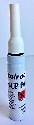 White Radiator 12 ml Touch Up Paint With Brush RAL 9016 New With Brush Included