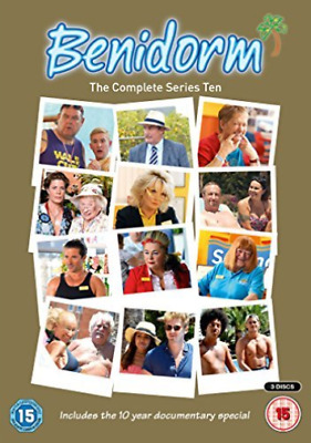 Benidorm Series 10  DVD NEW