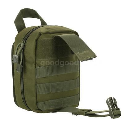 Lixada Outdoor MOLLE Medical Pouch First Aid Kit Utility Bag Emergency J6Q5