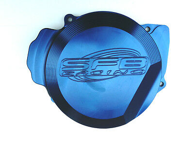 KTM 250 SX (00-2002) 250 300 380 EXC (00-2003) SFB Racing Ignition Cover in BLUE