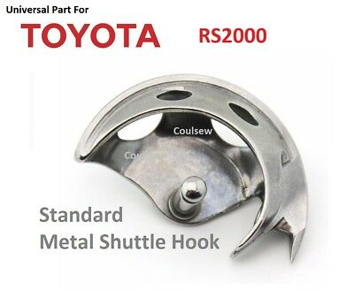 Standard Universal Strong Metal Shuttle Hook Fits Toyota Rs2000 Sewing Machines