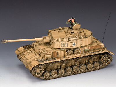 King and (&) Country AK094 - Panzer IV H - Retired