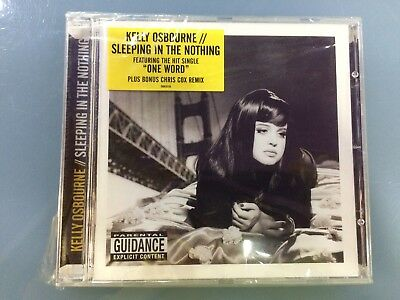 Cd Kelly Osbourne Sleeping In The Nothing Nuovo Sigillato Spedizione Gratis Racc