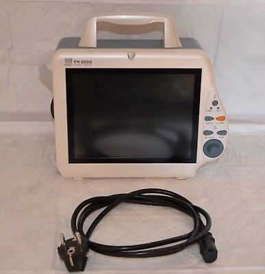 Mindray PM-8000 Patientenmonitor