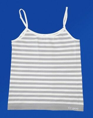 Ladies Vest Top Halter Top Shirt Stretch Seamless Vest gr. 38 M