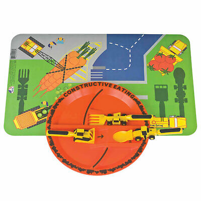 Constructive Eating Construction Eating Set