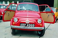 FIAT 500 126 600 850 X19 CLASSIC PARTS new and used