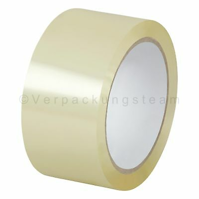 ( eur. 0,01 / m-eur 0,02 / M) Packing Tape Adhesive 50mmx66m Low Noise