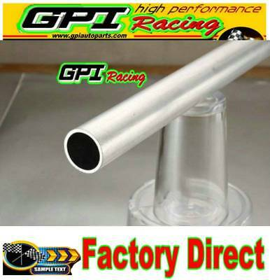 "6061 ALUMINUM TUBE PIPE ROUND 1.5"" ODx1.34""IDx48"" x 0.0787"" W /38x34x1200MM"
